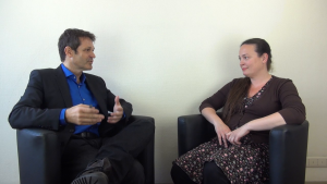 Hadewig Kras met Dr Paul Koeck, hoe ze burn-out overwon