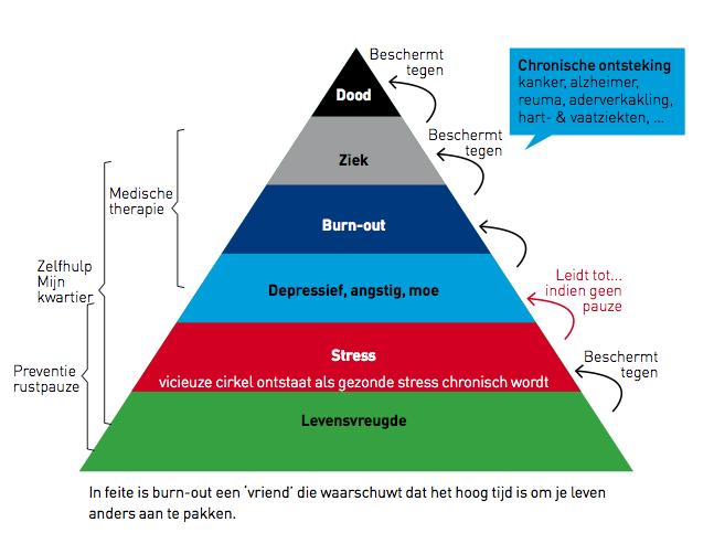 cortisol symptomen