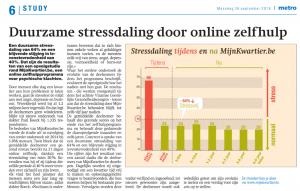 metro artikel duurzame stressdaling door online zelfhulp 2016-9-26